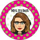 Mrs. B Pinterest Account