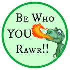 Be Who You Rawr's Pinterest Account Avatar