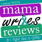 MamaWritesReviews's Pinterest Account Avatar