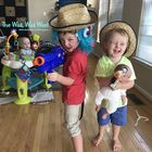 The Wild, Wild West Parenting Tips & Humor Pinterest Account