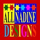 AllNadine Designs Pinterest Account