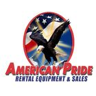 American Pride Equipment Rental & Sales Pinterest Account