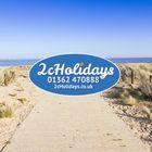 2cholidays UK holiday lets Pinterest Account