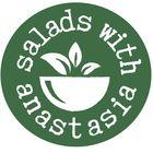 Salads with Anastasia 's Pinterest Account Avatar