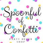 Spoonful of Confetti instagram Account