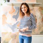Lina Vonti instagram Account
