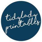 TidyLady Printables's Pinterest Account Avatar
