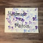 Handmade in Madison Pinterest Account
