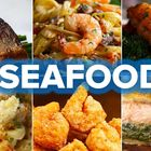 seafood Pinterest Account