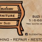 Custom Furniture by Suzi instagram Account