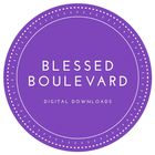 Blessed Boulevardd instagram Account