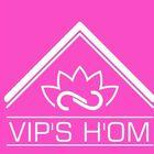 Vip's H'om Pinterest Account