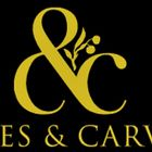 Curves & Carvings Pinterest Account