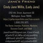 Cindy Willis's Pinterest Account Avatar