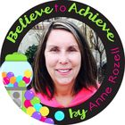 Believe to Achieve by Anne Rozell Pinterest Account