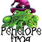 Penelope Frog Pinterest Account