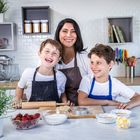 Busy Little Chefs | Cooking Easy Recipes With Kids Pinterest Account
