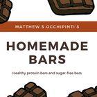 Homemade Protein Bars's Pinterest Account Avatar