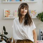 Jenna Rainey   Watercolor Artist + Creative Business Entrepreneur Pinterest Account