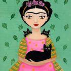Marie Roumegoux Pinterest Account