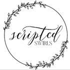 Scripted Swirls | Wedding Signage | Home Decor's Pinterest Account Avatar