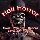Hell Horror, LLC Pinterest Account
