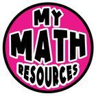 My Math Resources Pinterest Account