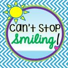 Can't Stop Smiling Pinterest Account