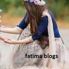 FATIMA BLOGS Pinterest Account