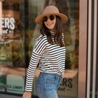 Girl Meets Gold | Casual Style Pinterest Account