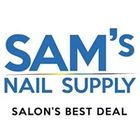 Sam's Nail Supply instagram Account