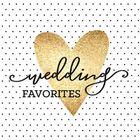 Wedding Favorites's Pinterest Account Avatar