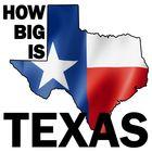 How Big is Texas? instagram Account