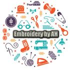 Embroiderybyah Pinterest Account