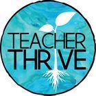 Teacher Thrive Pinterest Account
