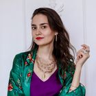 Sofiya Levina | Surface Designer | Fashion & Personal Branding Pinterest Account