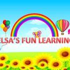 Elsa's Fun Learning Pinterest Account