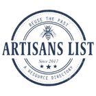 Artisans List Pinterest Account