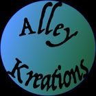 Alley Kreations Pinterest Account