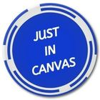 JUST IN CANVAS Pinterest Account