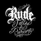 Rude Studios Tattoos and Piercings instagram Account
