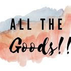 All the Goods!! Pinterest Account