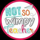 Not So Wimpy Teacher instagram Account