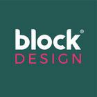 Block Design Pinterest Account