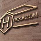 HEXAGON MASSIV HOLZ Pinterest Account