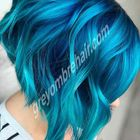 Blue Ombre Hair Pinterest Account