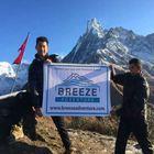 Breeze Adventure instagram Account