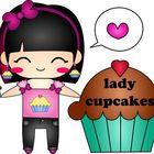 Angie Lady Cupcake Pinterest Account