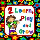 2 Learn, Play and Grow Pinterest Account