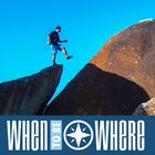 WHEN to be WHERE | Travel Tips and Destinations Pinterest Account